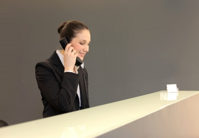 Receptionist Courses London