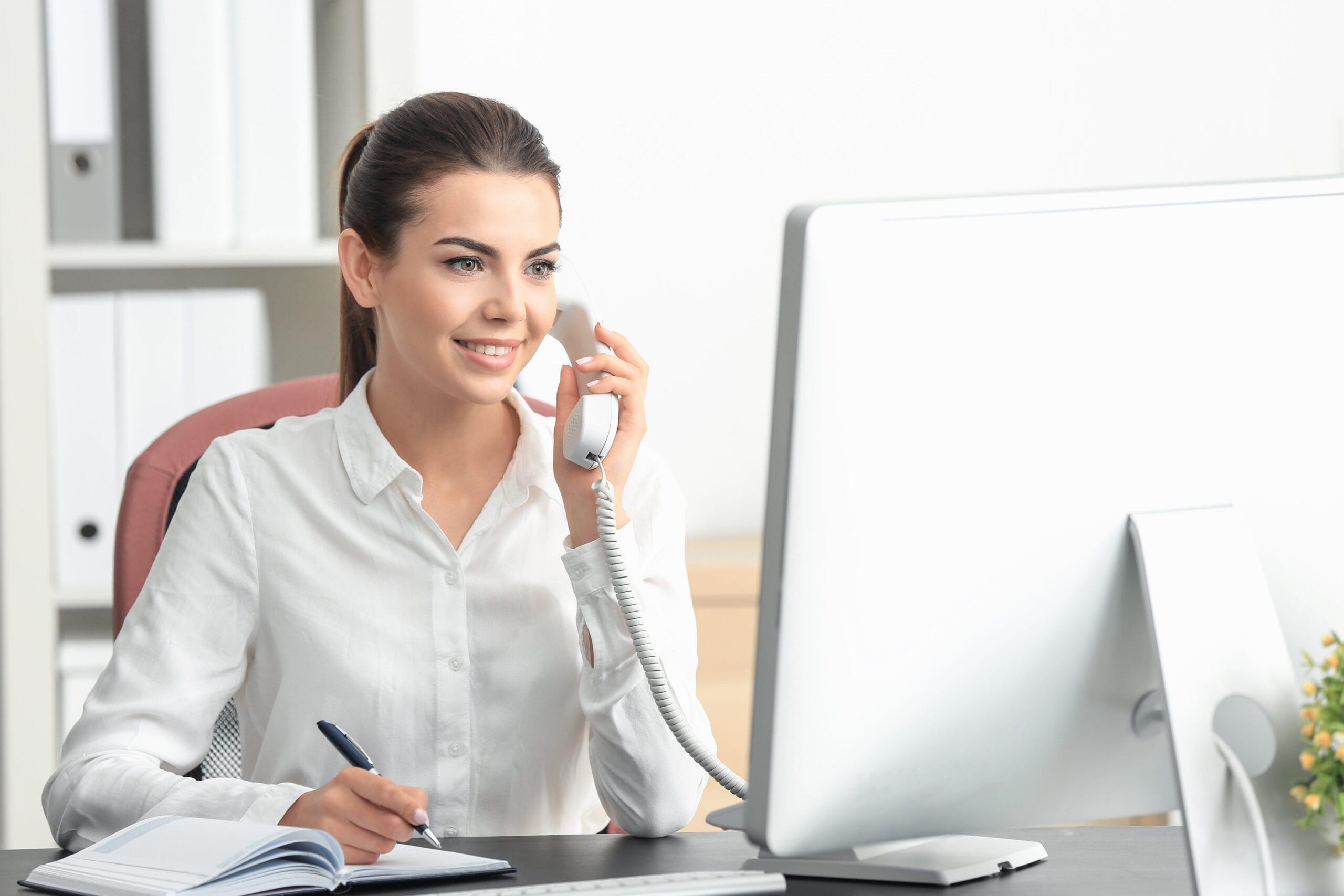 Corporate Receptionist Courses
